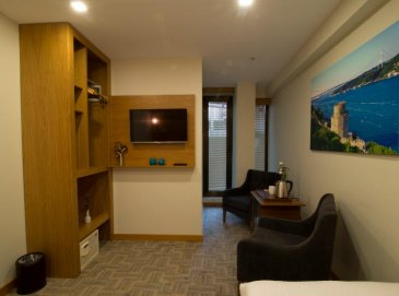Cumbalı Plaza Triple Room 4