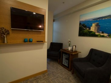 Cumbalı Plaza Triple Room 3